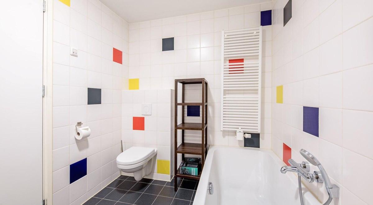 badkamer souterrain